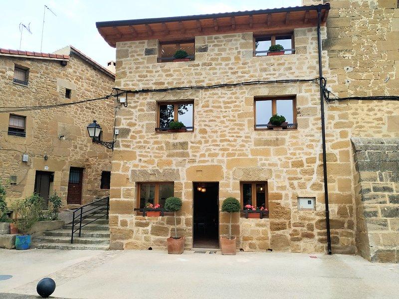 La Casa de las Tinas2, alquiler de vacaciones en Sajazarra