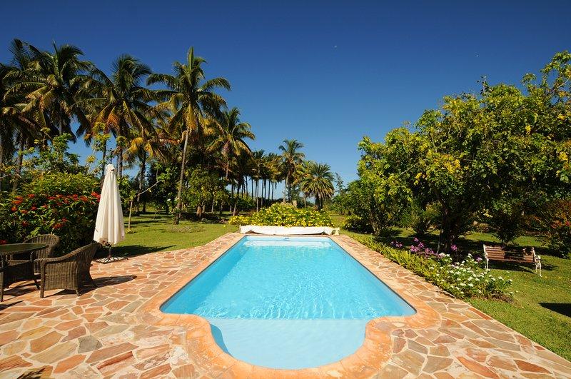 Villa La Cocoteraie, holiday rental in Baie du Cap