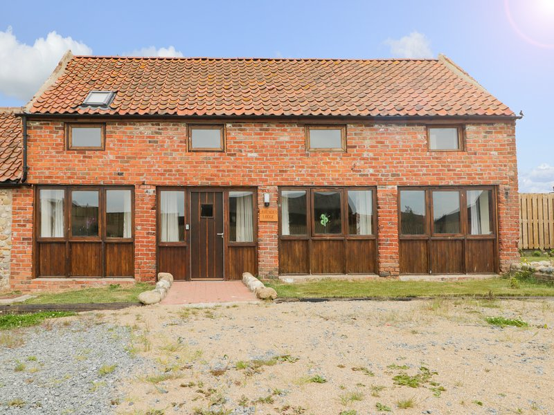 Lavender Lodge, Withernsea, holiday rental in Roos