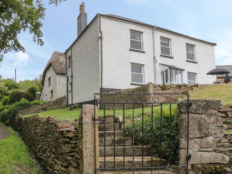 Middle Corscombe Farm Annex, Okehampton, holiday rental in Okehampton