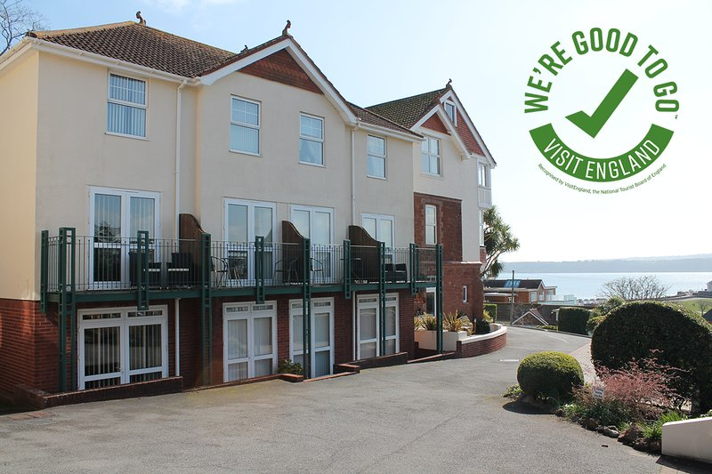 Number 6 Braeside Mews, vacation rental in Paignton