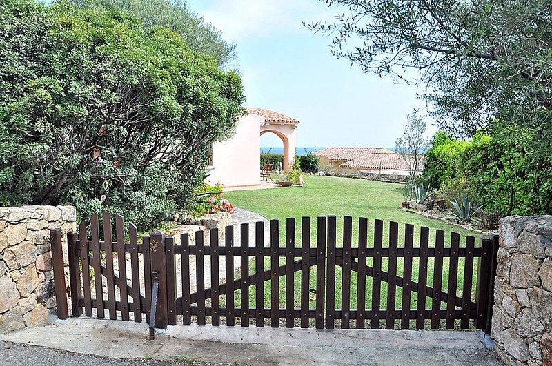 Villa Zago, with Sea View, vacation rental in San Teodoro
