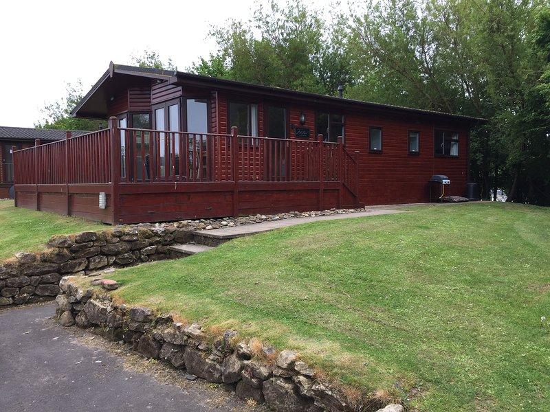 Luxury Lodge Retreat Haggerston Castle, holiday rental in Ancroft
