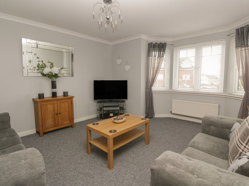 3 Meiklelaught Place, Saltcoats, location de vacances à West Kilbride
