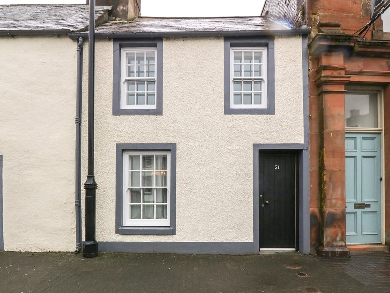 The Precinct House, Whithorn, holiday rental in Garlieston