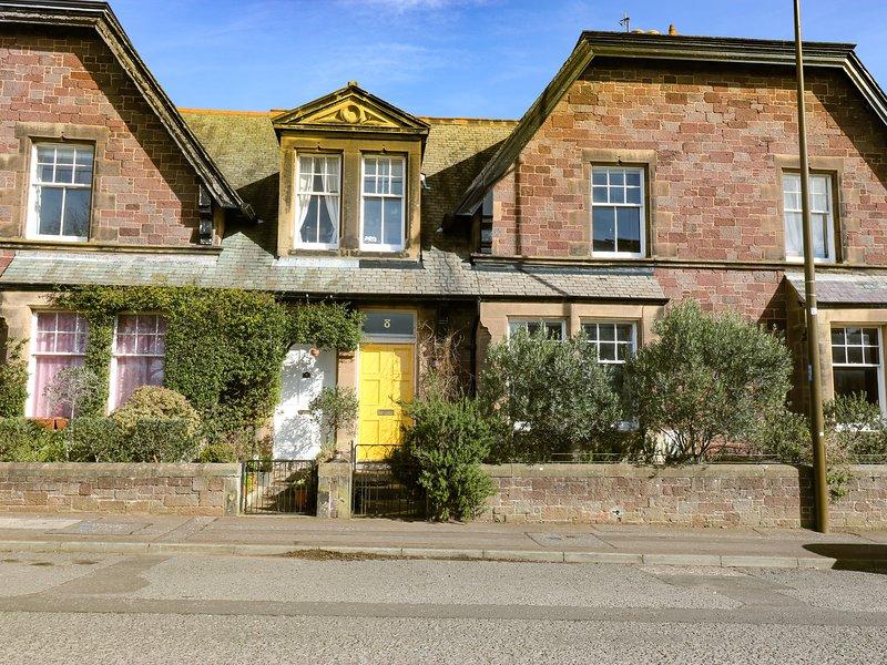 8 Bowmont Terrace, Dunbar, holiday rental in Dunbar