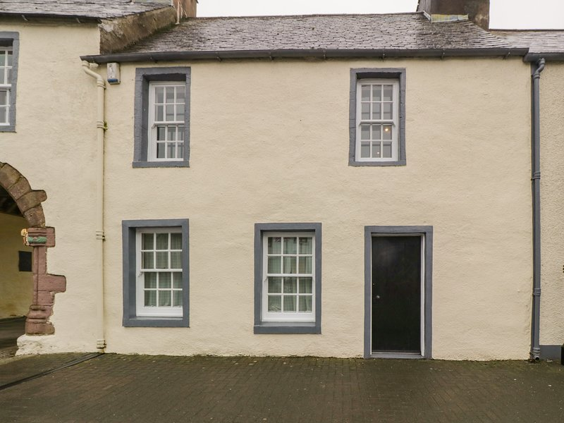 The Pend, Whithorn, holiday rental in Garlieston