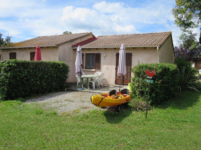 Rico Plage (SNF141), holiday rental in Poggio-Mezzana