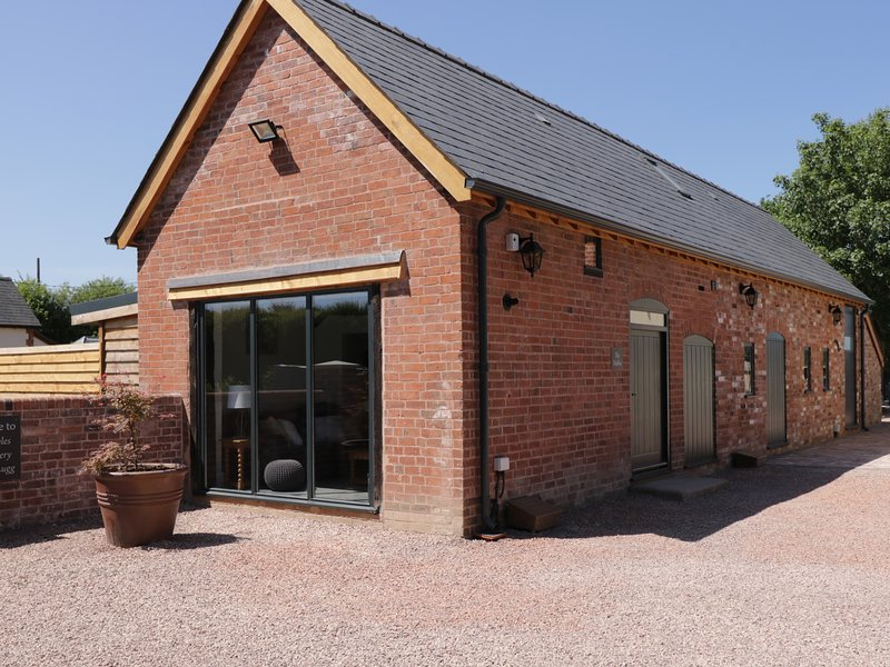 The Stables, Hereford, holiday rental in Grafton