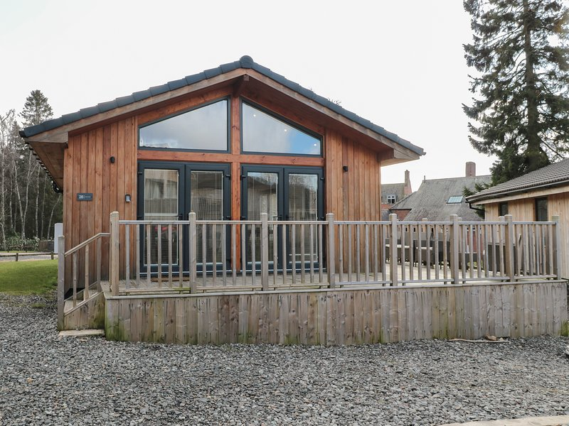 Willow Lodge, Otterburn, holiday rental in Greenhaugh