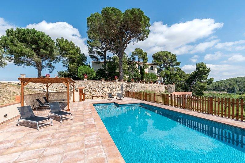 Villa Miramar Costa Dorada People 18, holiday rental in Les Masies Catalanes