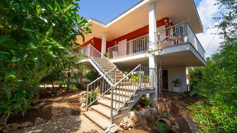 Sa Marina, holiday rental in Cala Santanyi