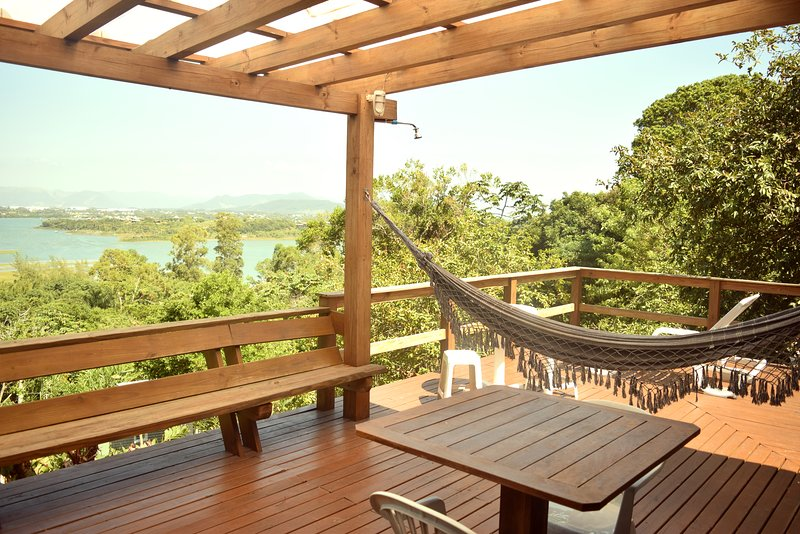 Aquarius (Bangalô 1), holiday rental in Ibiraquera
