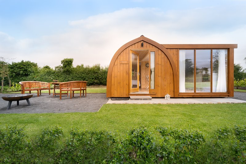 Orchard Glamping - Apartment Pod - Blossom, vacation rental in Bleasdale