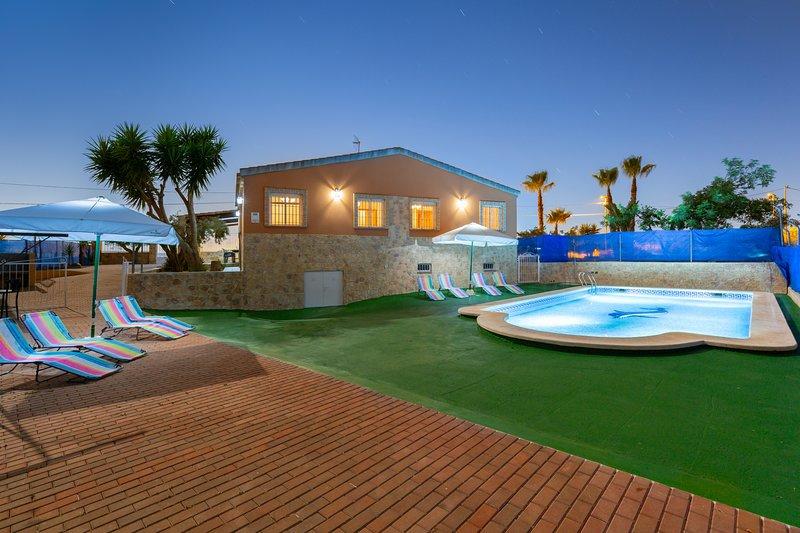 Fidalsa Sunny Fortune, holiday rental in La Murada