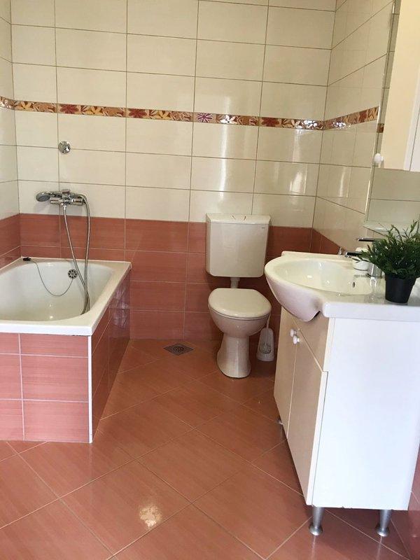 A1(3+2): bathroom with toilet
