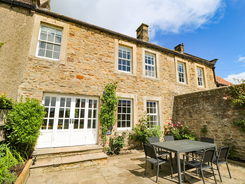 Hall Cottage, Ovington, casa vacanza a Ingleton