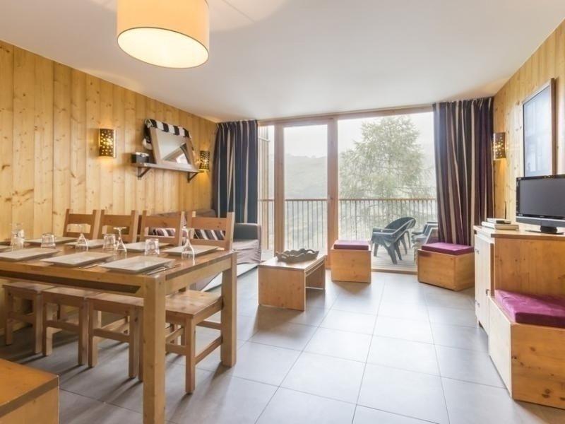 Magnifique appartement en duplex, location de vacances à Montchavin