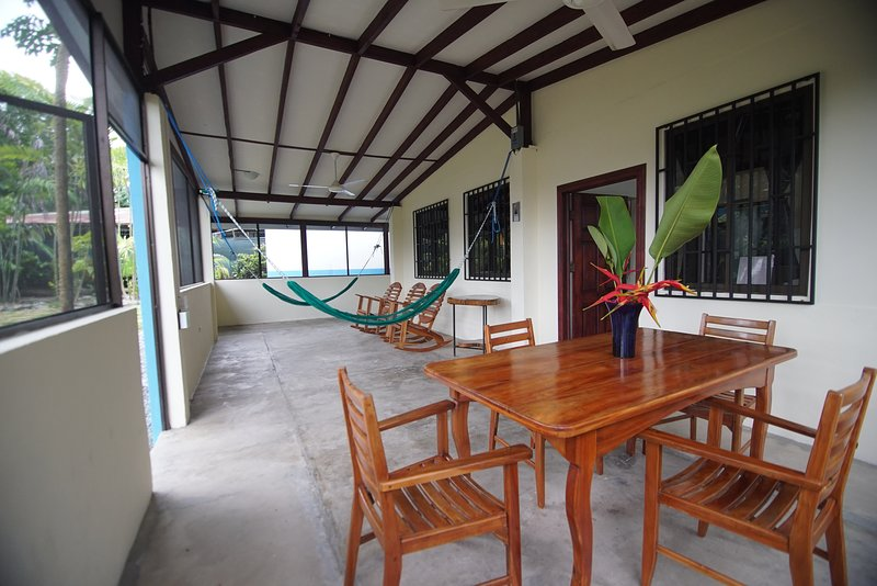 Pavones Point Surf House, holiday rental in Pavones