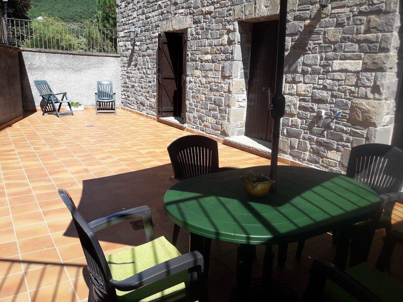 Casa Che Playa & Montaña Biescas, alquiler vacacional en Biescas