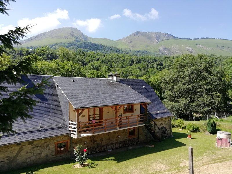 La bergerie Capou  maison d'hôtes à la montagne, location de vacances à Hautes-Pyrenees