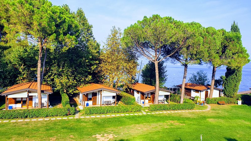 Chalet Rio - Residence Villalsole, holiday rental in Muscoline