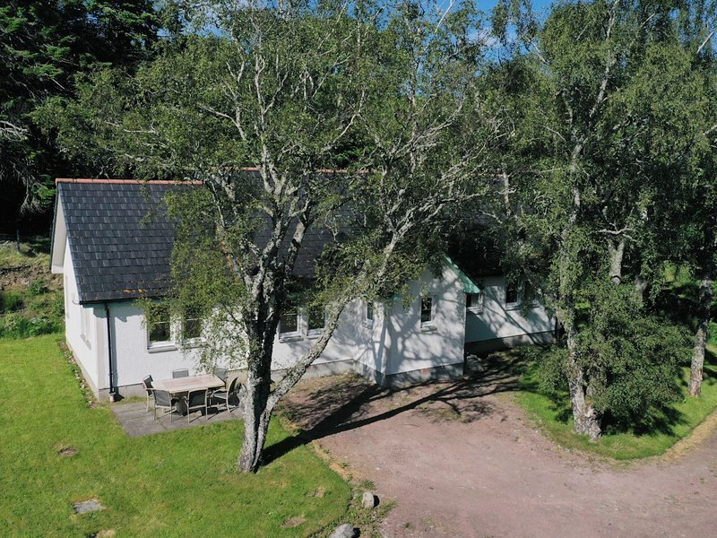 Lachlan Cottage, holiday rental in Cannich