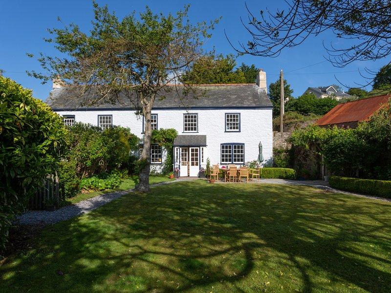 Court Prior Cottage, Cornworthy, vacation rental in Totnes