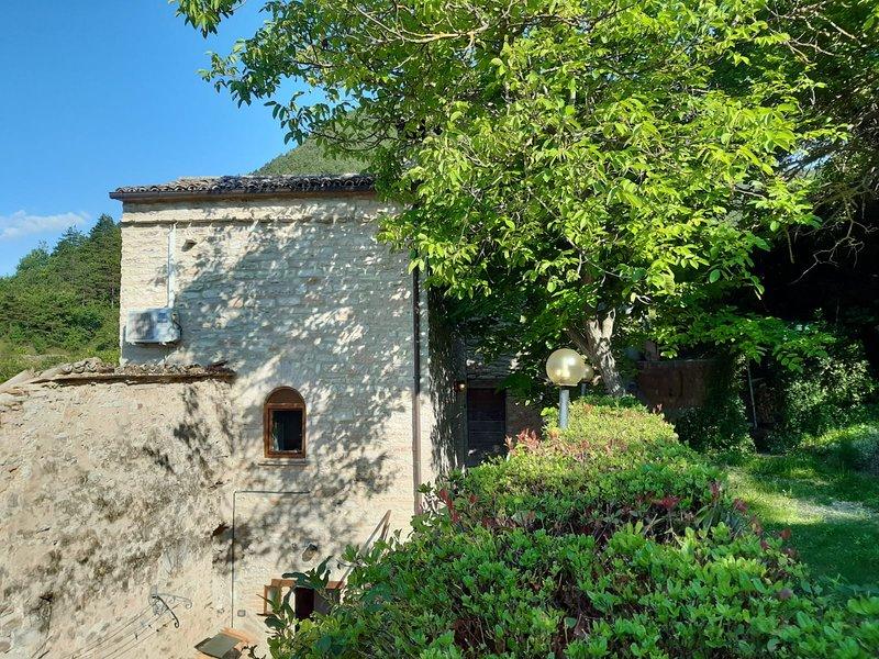 La casa di un Tempo, holiday rental in Acqualagna