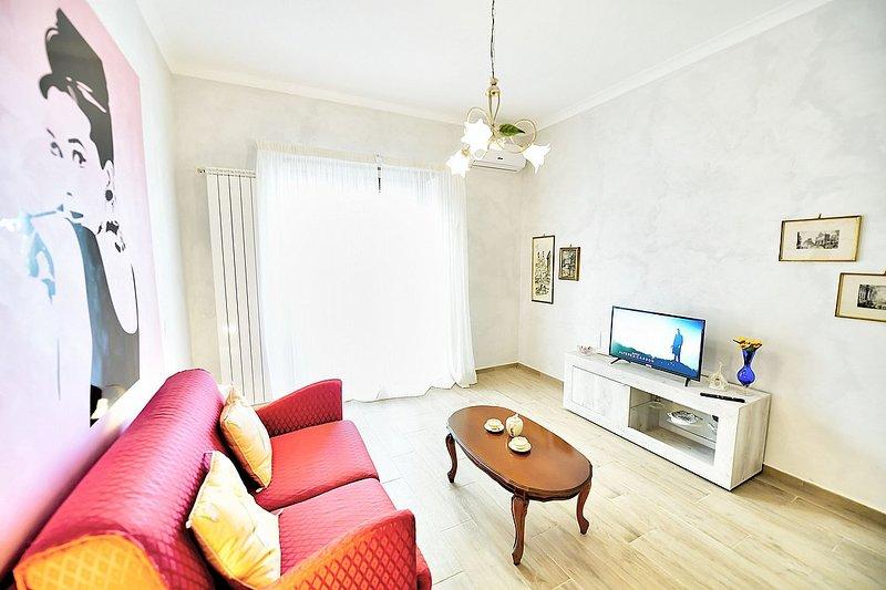 Appartamento Veio, alquiler vacacional en Il Casaletto