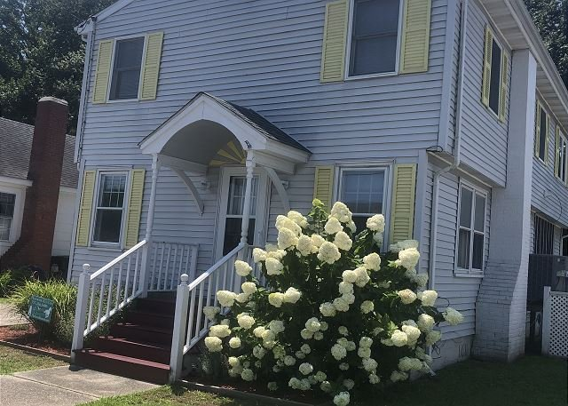 Sunshine House - Single Family Home - In Town, holiday rental in Greenbackville