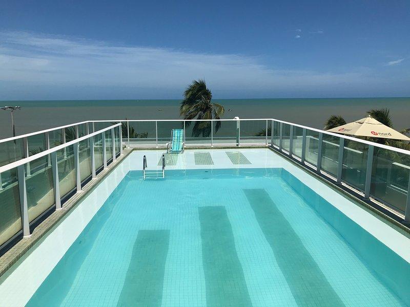 GREEN FLAT - BEIRA MAR DE CABO BRANCO, holiday rental in Conde