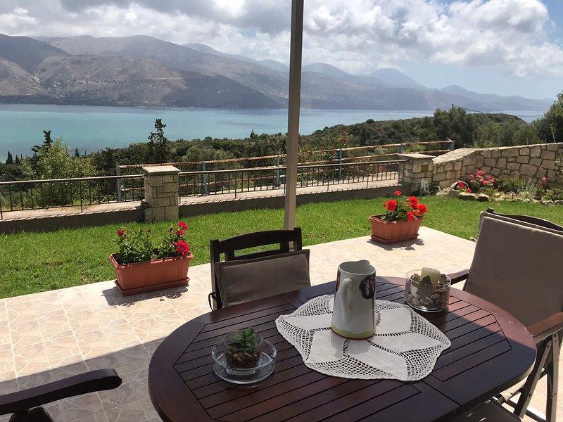 Villa Argyro, location de vacances à Atheras