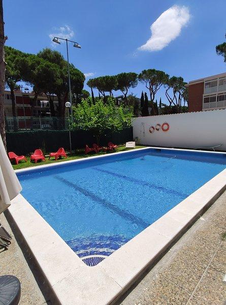 Casa Castelldefels Playa piscina, location de vacances à Castelldefels