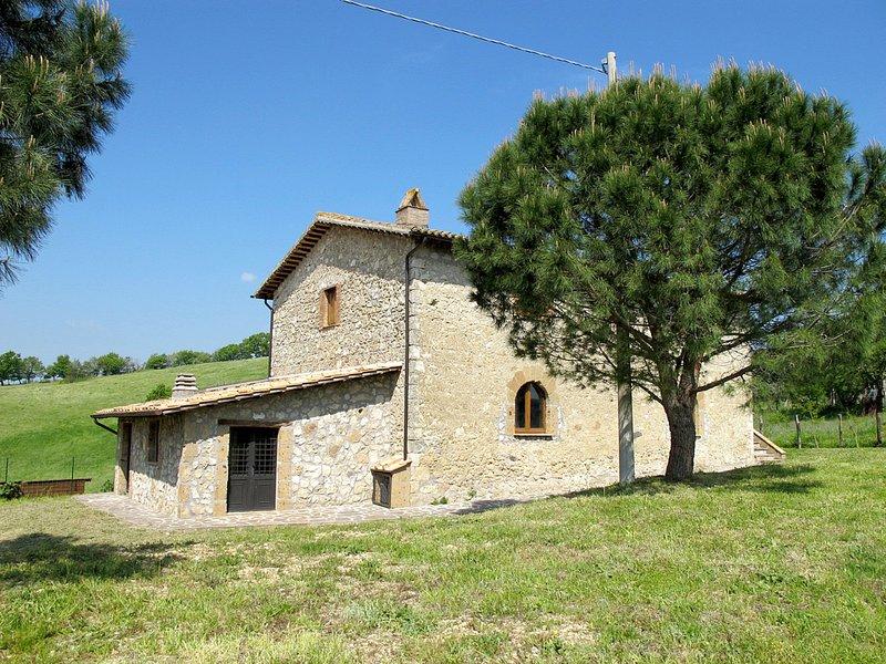 Casale Polli (BOL615), Ferienwohnung in San Michele in Teverina