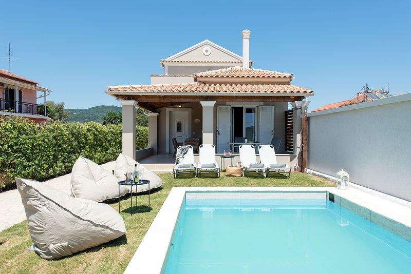 Villa Spyridoula, aluguéis de temporada em Korissia