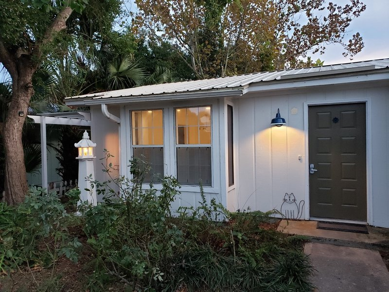 Two bedroom, two bathroom newly remodeled cottage.