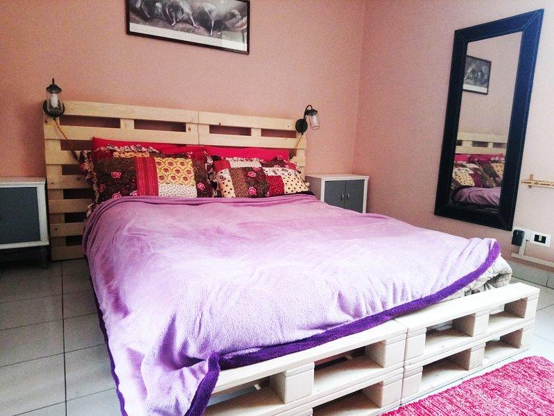 Pennyroyal, grazioso appartamento a Bergamo, casa vacanza a Zanica