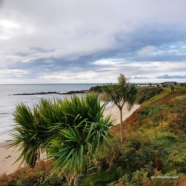 Seaside Cottage, Rosslare, Beach & Golf on site, location de vacances à County Wexford