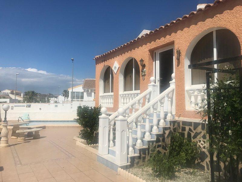 Rosa Camposol A, vacation rental in Camposol