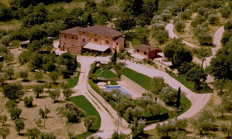Podere Zelmira  Appartamento LA VALLE, vacation rental in Amorosa
