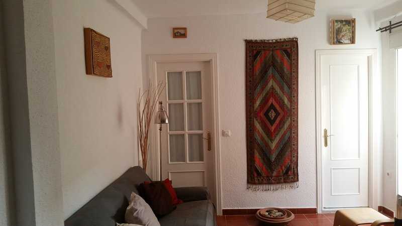 APARTMENT WITH BALCONIES HISTORICAL TRIANA, holiday rental in Olivares