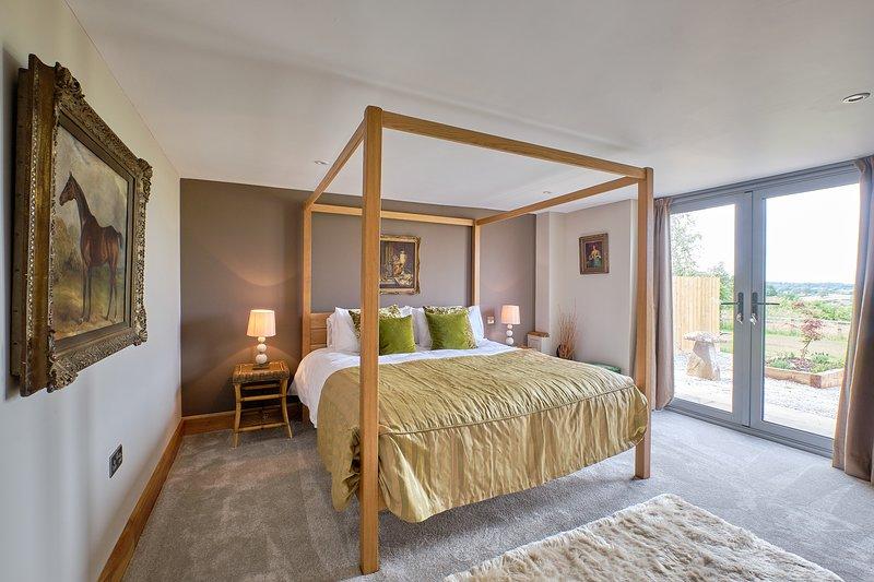 YORKSHIRE BARN Hay Barn Stunning Conversion Harrogate Sleeps 4 Beautiful Views, Ferienwohnung in Harrogate