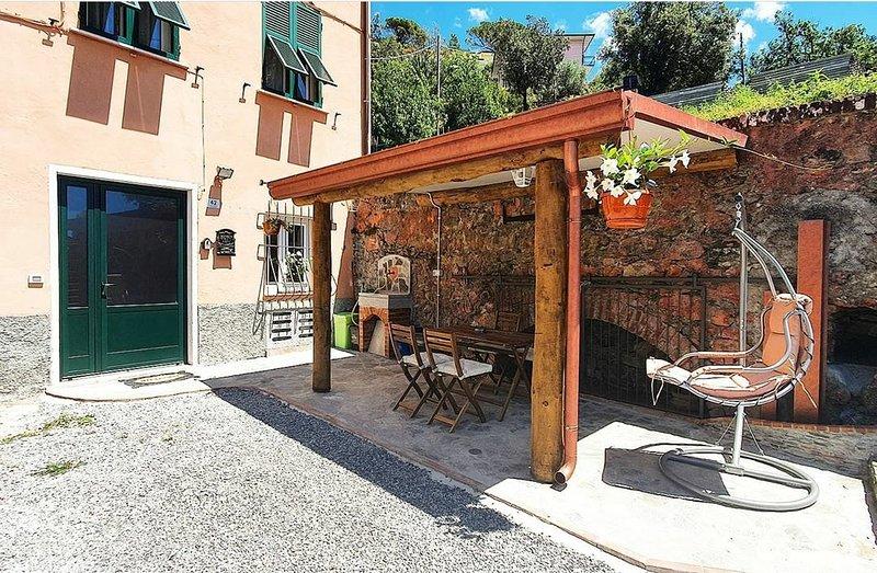 C'era una volta...Appartamento Monolocale OPEN SPACE Sestri Levante, vacation rental in Sestri Levante
