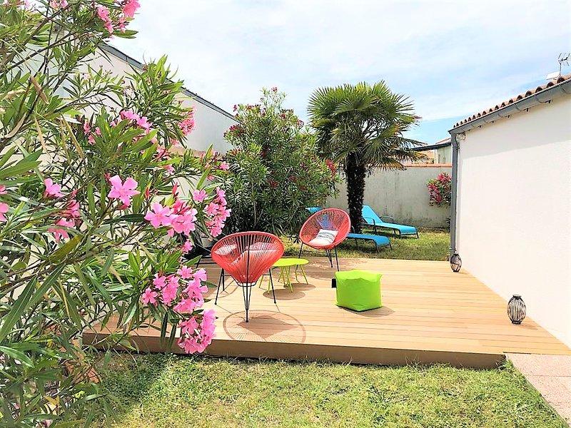 L'Arroche Marine, holiday rental in Sainte Marie de Re