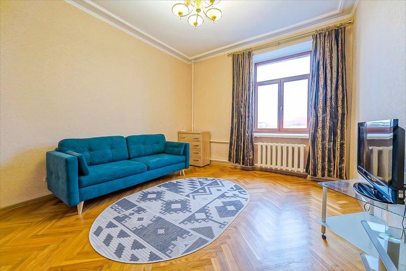 Cozy apartment in the heart of Minsk, Lenina str., holiday rental in Minsk