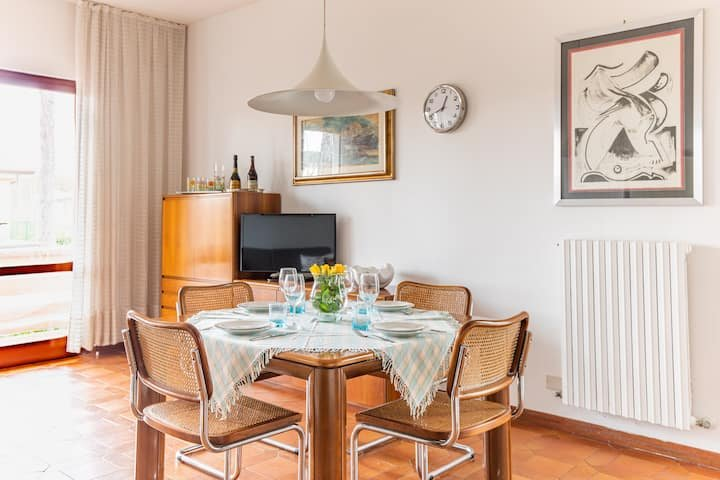 Apartment 6-7 people in Marina di Pietrasanta, vacation rental in Marina di Pietrasanta