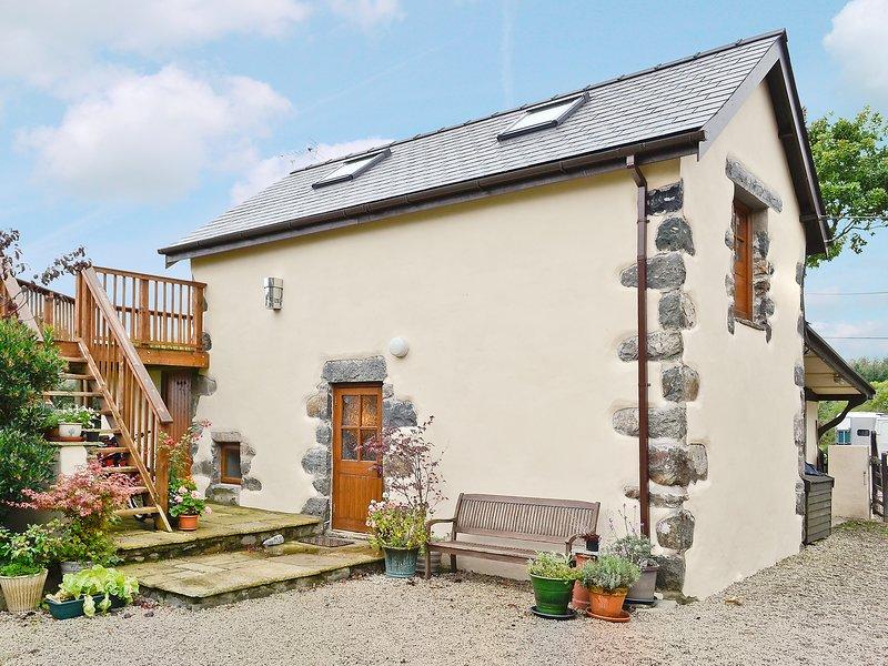 Ty Gwyn Barn, vacation rental in Llanaelhaearn