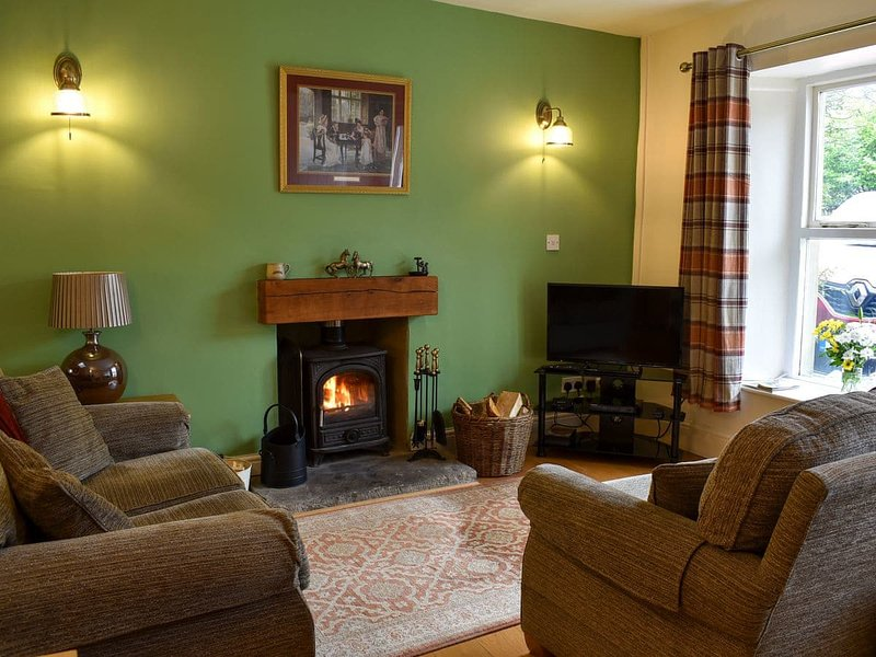 Coach House Cottage, vacation rental in Starbotton