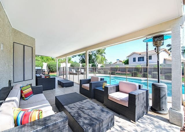 Scottsdale Haven- Private Pool, Pool Table & More!, vacation rental in Scottsdale